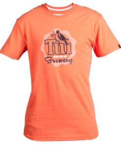Tui Orange Seal Tee